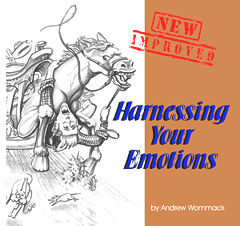 Harnessing Your Emotions - CD Album