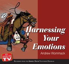 Harnessing Your Emotions - DVD Album