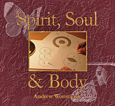 Spirit Soul & Body - CD Album