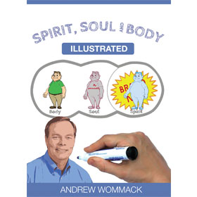 Illustrated  Spirit, Soul & Body