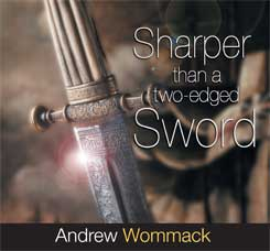 Sharper Than A Two-Edged Sword - CD Album