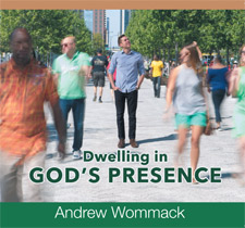 Dwelling In God`s Presence - CD Album