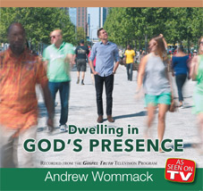 Dwelling In God`s Presence - DVD Album