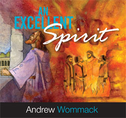 An Excellent Spirit – CD Album