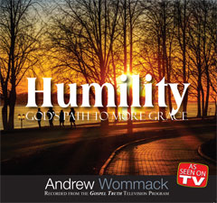 "Humility: God's Path to More Grace – ""As Seen on TV"" DVD Album"