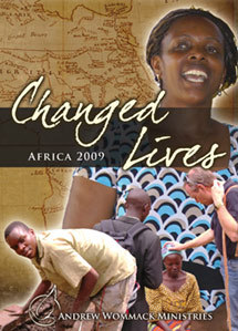 Changed Lives Africa 2009