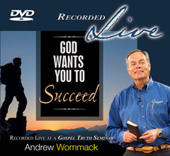 God Wants You To Succeed