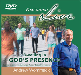 Dwelling In God`s Presence - Live DVD Album