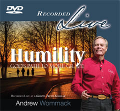 "Humility: God's Path to More Grace – ""Live"" DVD Album"