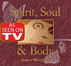 Spirit, Soul & Body - DVD Album (As Seen on TV)