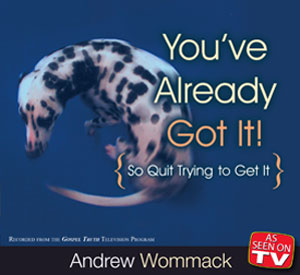 You've Already Got It - DVD Album