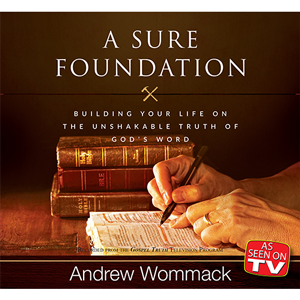 A Sure Foundation - DVD Album