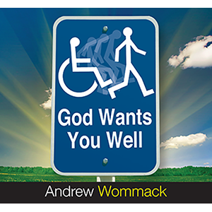 God Wants You Well - CD Album