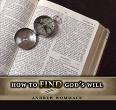 How to Find God's Will - CD Album