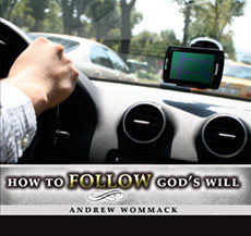 How to Follow God's Will - CD Album