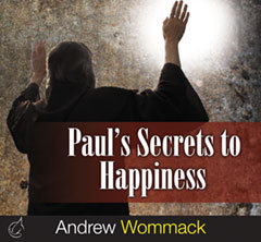 Paul's Secrets to Happiness