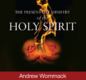 The Present Day Ministry of the Holy Spirit - CD Album