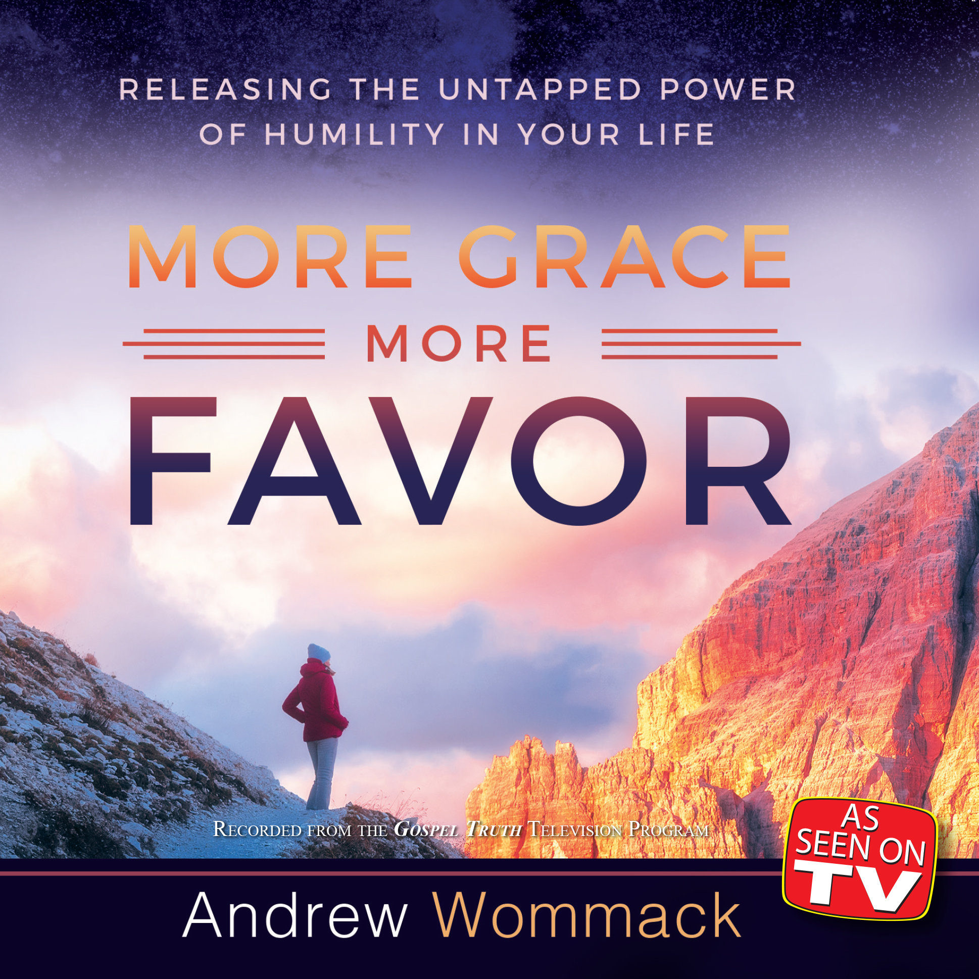 More Grace, More Favor