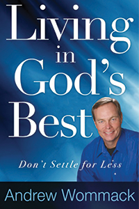 Living in God's Best - Hard Cover Book