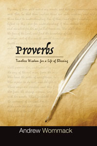 Proverbs - Hard Cover Book