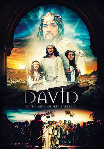 David, The King of Jerusalem