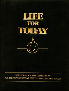 Life for Today Galatians Through Colossians Edition