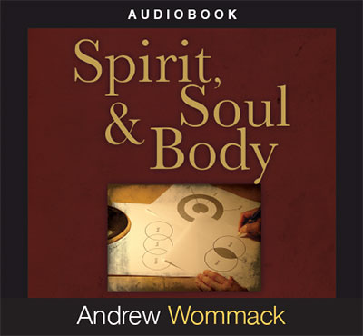 Spirit, Soul & Body - Audiobook on CD
