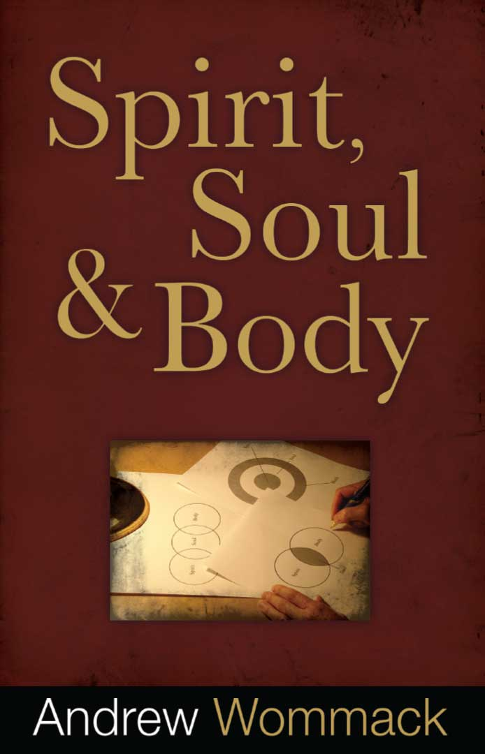 Spirit, Soul & Body - Book