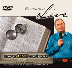 How to Find God's Will - Live DVD Album