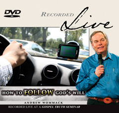 How to Follow God's Will - Live DVD Album
