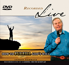 How to Fulfill God's Will - Live DVD Album