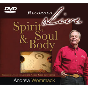 Spirit, Soul & Body - DVD Album (Live)