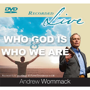 Who God Is and Who We Are