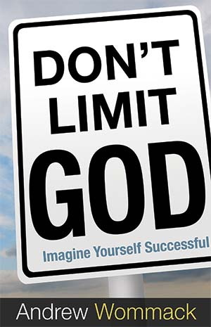 Don't Limit God - Book