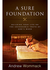 A Sure Foundation - Book