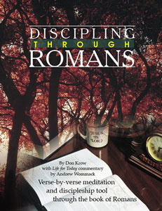 Discipling Through Romans