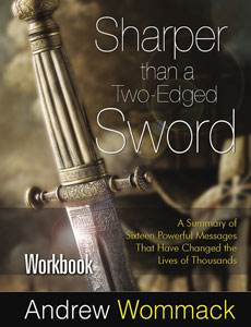 Sharper Than a Two-Edged Sword Workbook