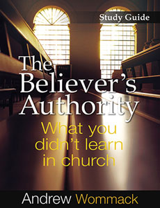 Believer's Authority - Study Guide