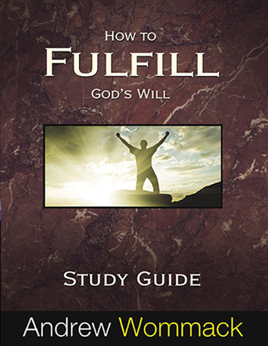 How to Fulfill God's Will - Study Guide
