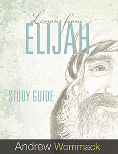 Lessons From Elijah - Study Guide
