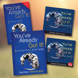 You've Already Got It Package - DVD Version