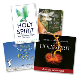 The Holy Spirit Package - CD Version