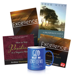 Excellence Package - DVD Version