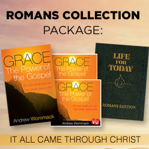 Romans Collection Package - DVD Version