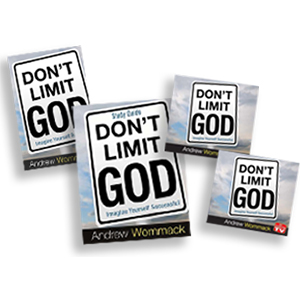 Don't Limit God Package - DVD Version