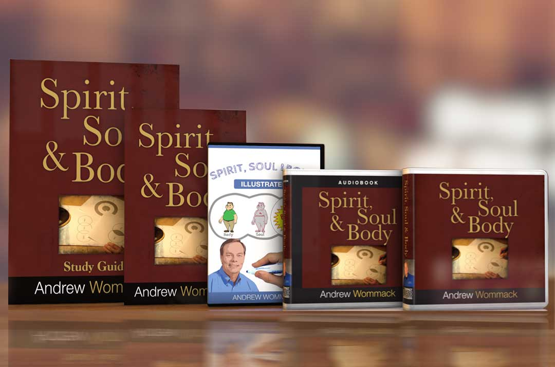 Spirit, Soul & Body - Package (DVD Version)