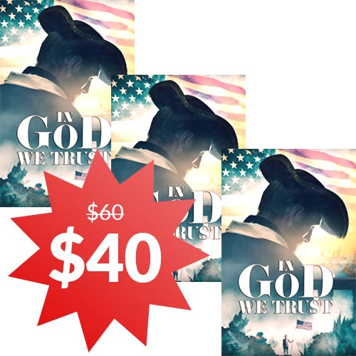 In God We Trust Musical - 3 DVD Package