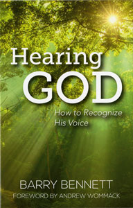 Hearing God - Barry Bennett