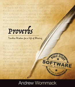 Andrew Wommack's Commentary on Proverbs – USB for Windows