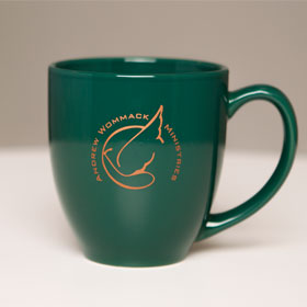 Dark Green Mug - AWM Logo